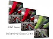 Base Building Success 1, 2 & 3 DVD Bundle for indoor cycling turbo training