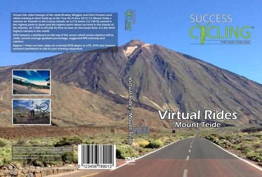Mount Teide Cycling