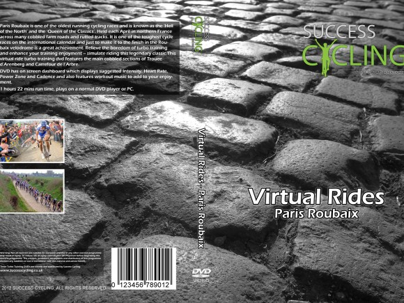 Paris Roubaix DVD