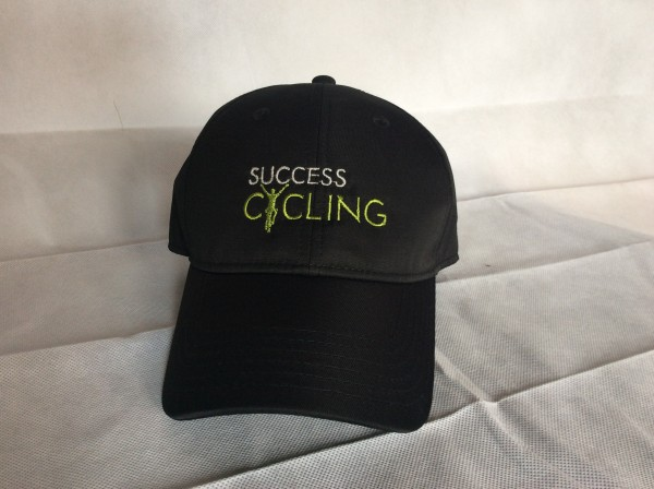 6c5b0bff135 Cap features Success Cycling logo on the front and Adidas logo on the rear.  Black in colour