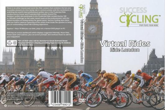 Ride London Training Video